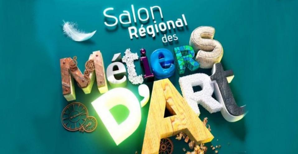 Salon régional des métiers d'art du 26 au 28 février 2016