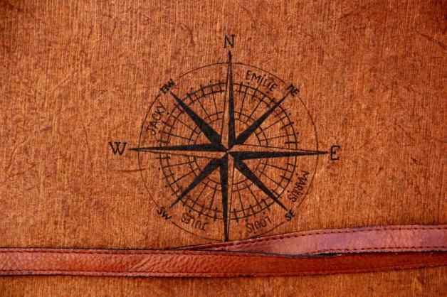 Album photo ambiance carnet de voyage