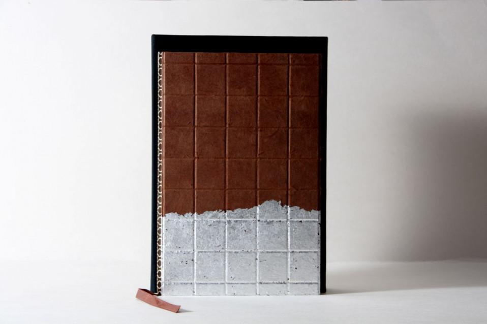 Livre tablette de chocolat