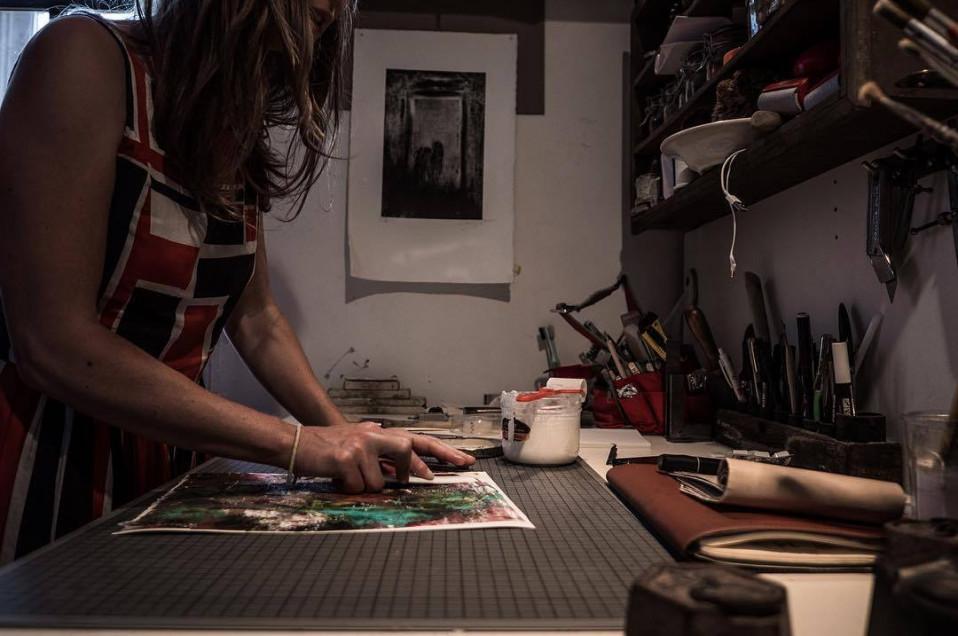 Retrouver les carnets de l'atelier sur la Market place d'Empreintes!!!