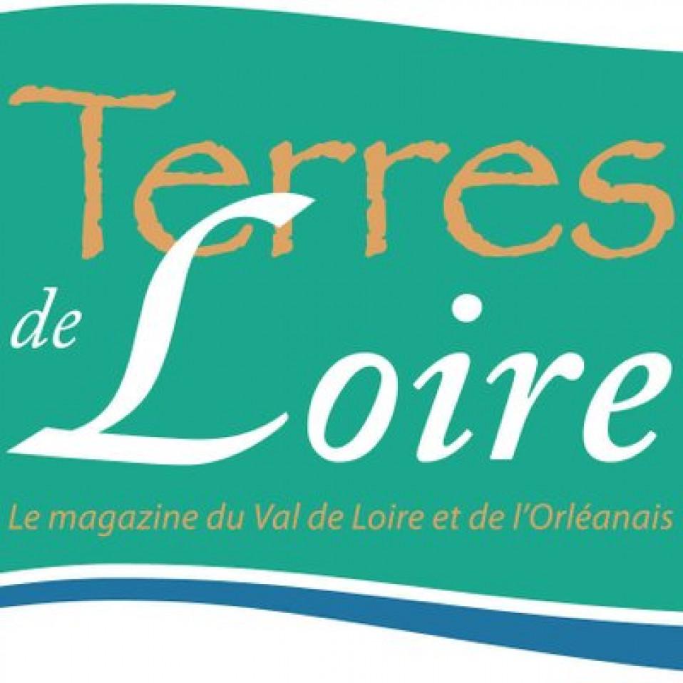 Reportage de Terres de Loire à l'atelier